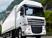 daf truck hgv