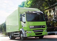 daf truck hire