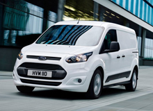 ford transit connect small van