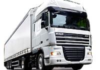 large daf truck