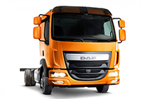 small daf truck